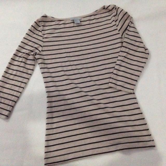PMA 3/4 sleeves blouse