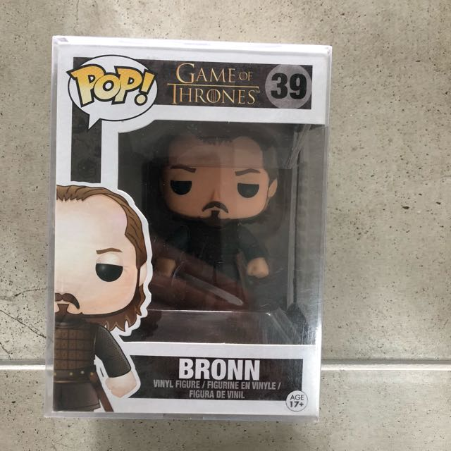 Pop Vinyl - Bronn