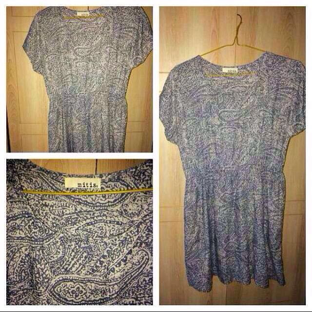 preloved like new dress/tops mitis allsize