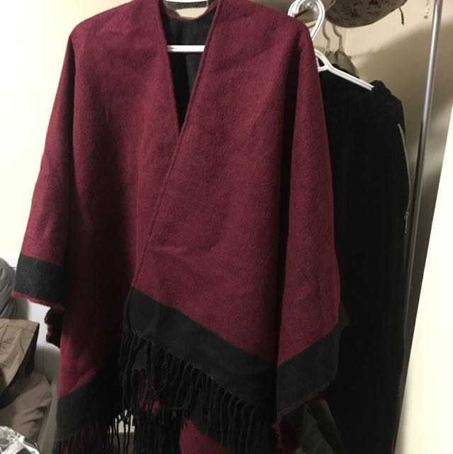 *Price marked down* Fall Cape