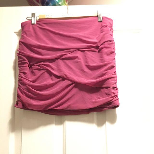 Purple/Pink Skirt size 10