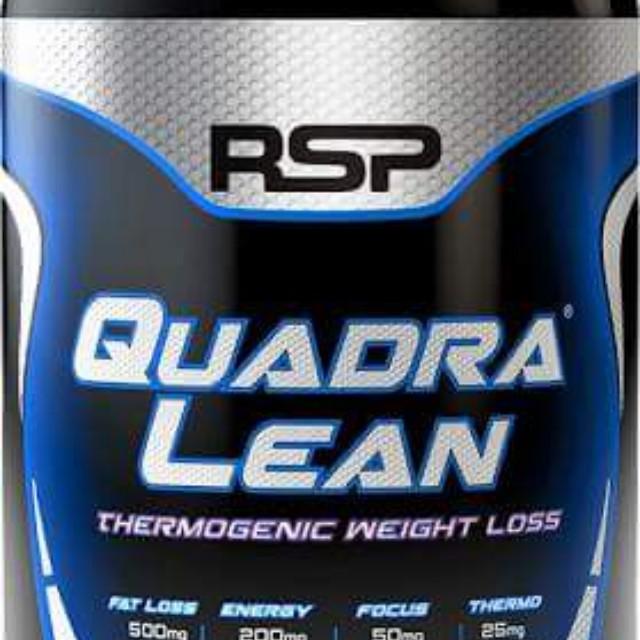 quadralean diet supplement