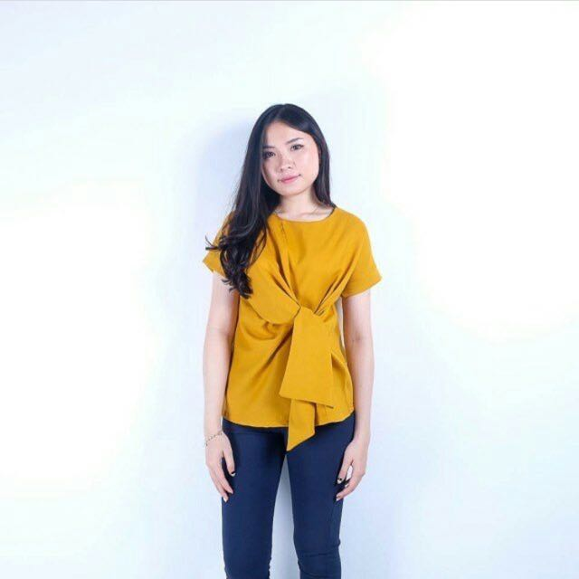 Quentin Blouse