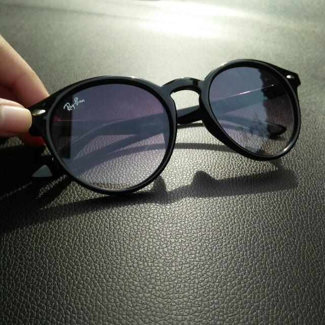 Rayban Round Liteforce New Design 2 Tone Colour Sunglasses / Shades Fashion Eyewear 💓