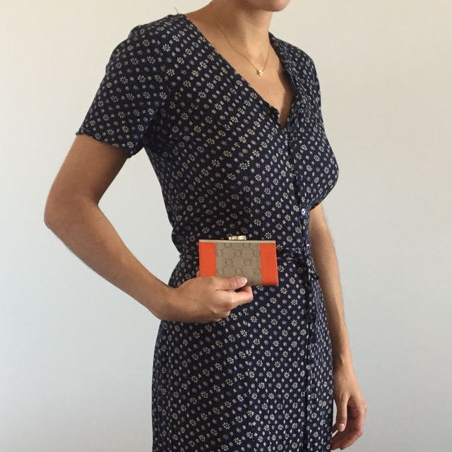 REDUCED PRICE - Oroton Card And Coin Purse