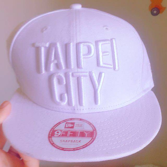 全新Remix x New Era Taipei City SnapBack 帽子