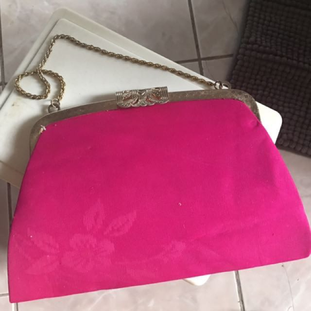 Repriced! Clutch bag