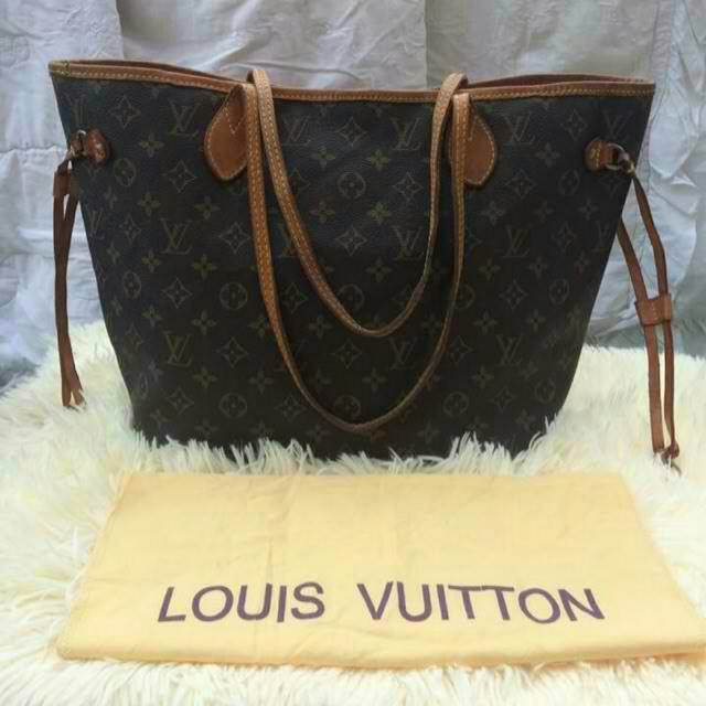 Repriced Even More! Louis Vuitton LV Neverfull MM