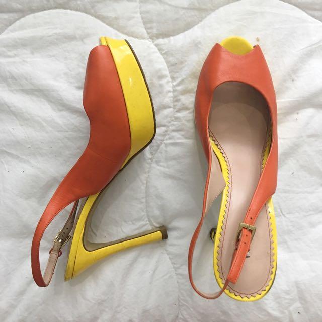 Rustan's heels
