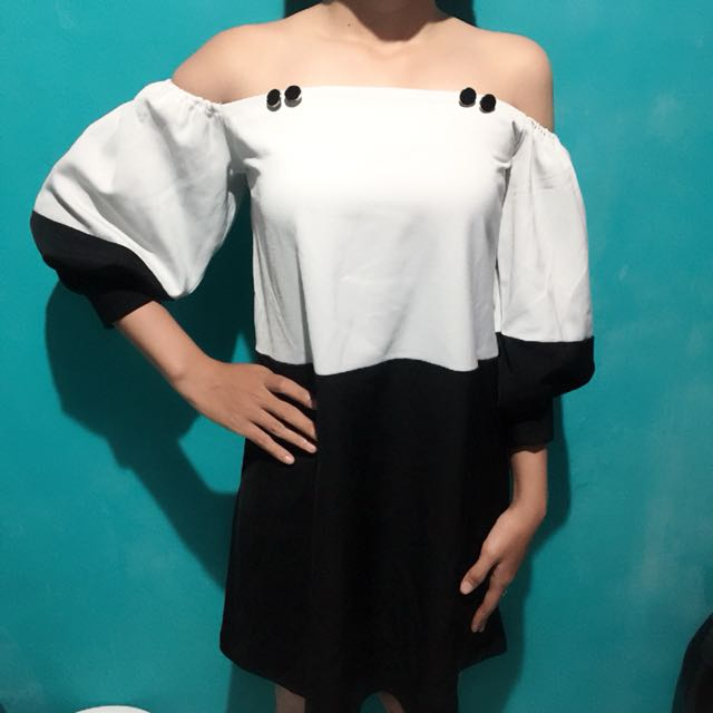 Sabrina dress #cintadiskon