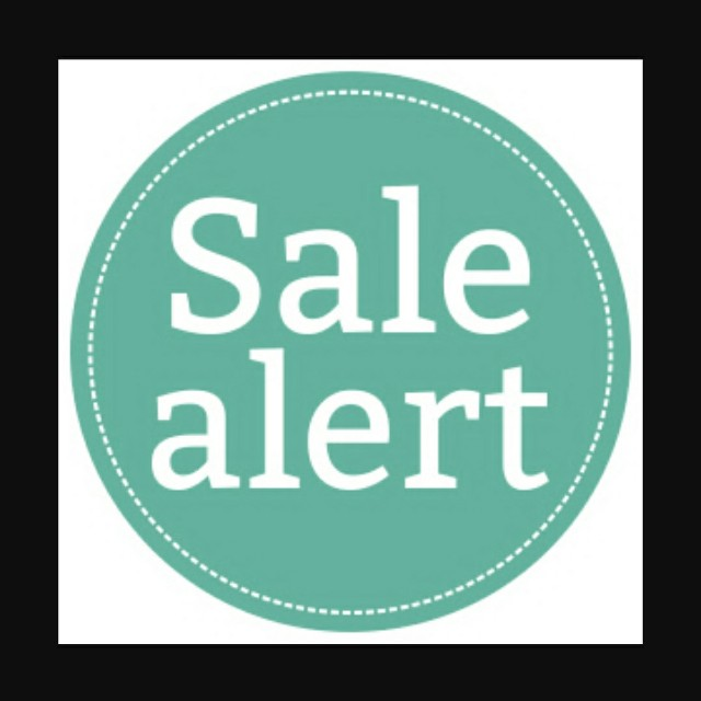 SALE ON SELECT ITEMS