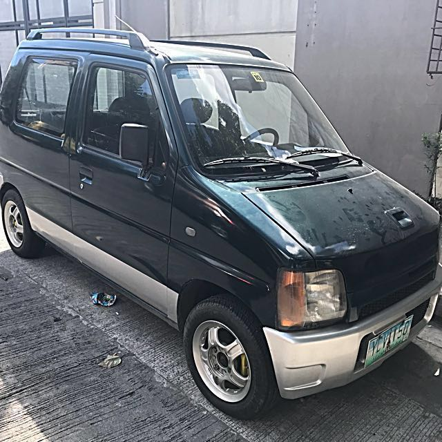 💝Sale Suzuki Mini Van 2007 Model