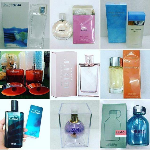 Sale!!! US Tester Perfumes