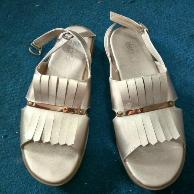 Sandal Details