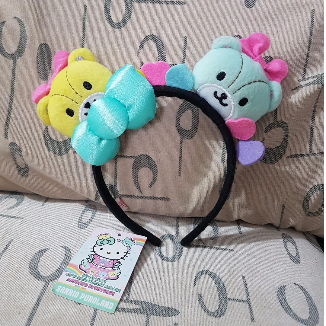 Sanrio Puroland Hello Kitty Headband