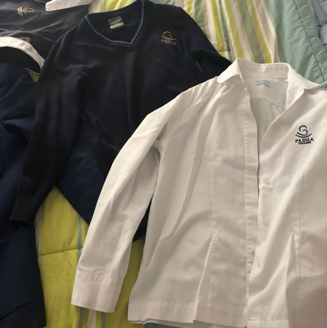 Selling Padua College Uniform