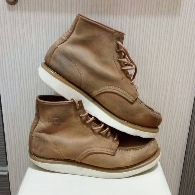 Sepatu Insolent Work - Boots