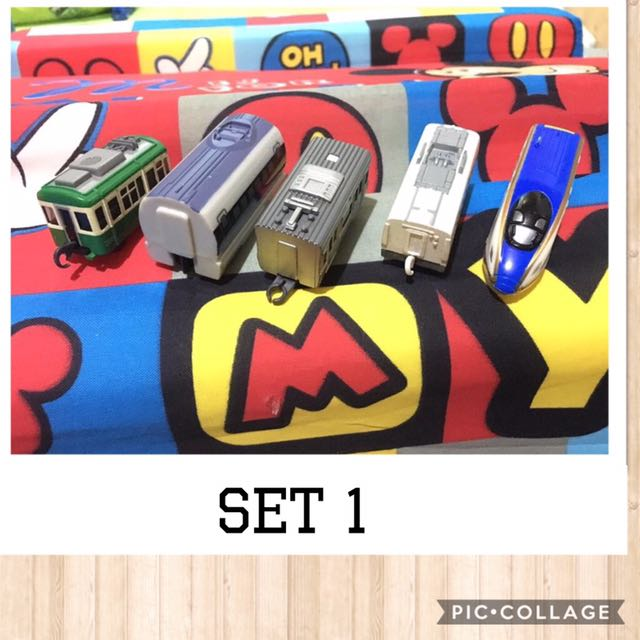 Set 1 Trains