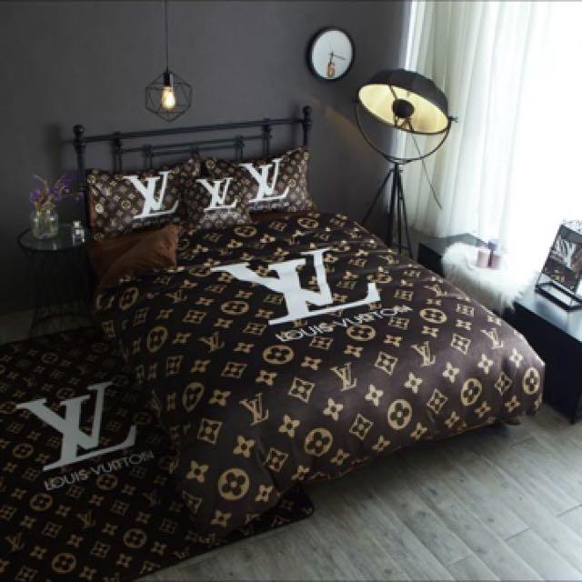 Louis Vuitton Bedroom Set Bedroom Design Ideas