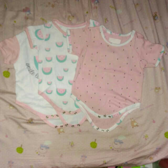 Set of Onesies by Rustan's