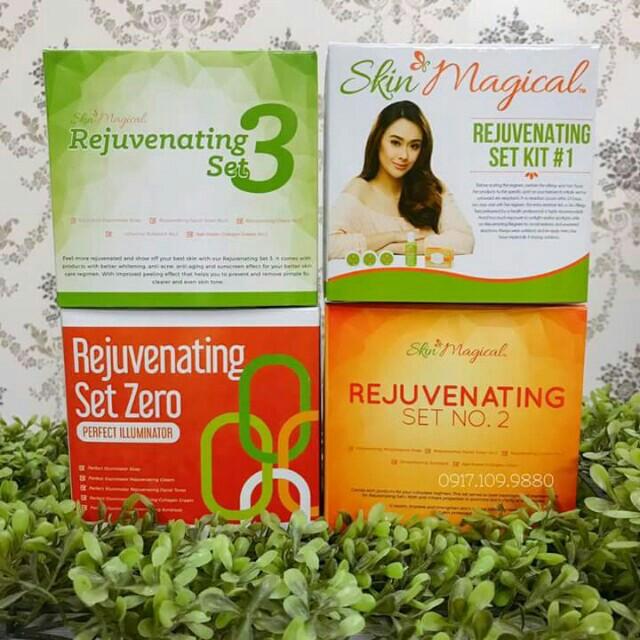 Skin Magical Rejuvenating Set