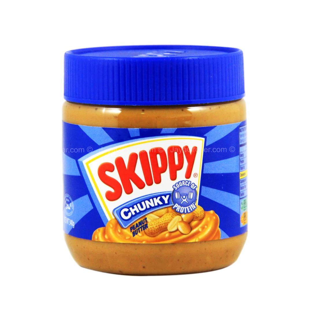 Skippy Chunky Peanut Butter 340g