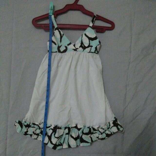 Sleeveless Dress (3 for 100)