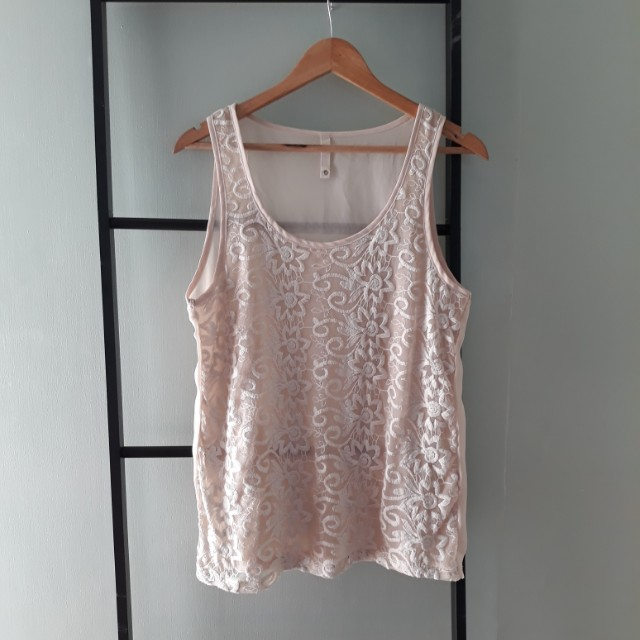 Sleeveless Top for Woman