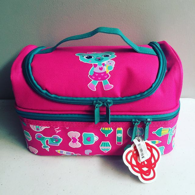 Smiggle Double Deck Lunchbox
