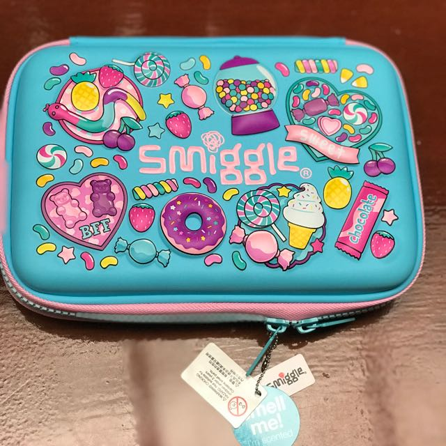 Smiggle Scented Hello Hardtop Case