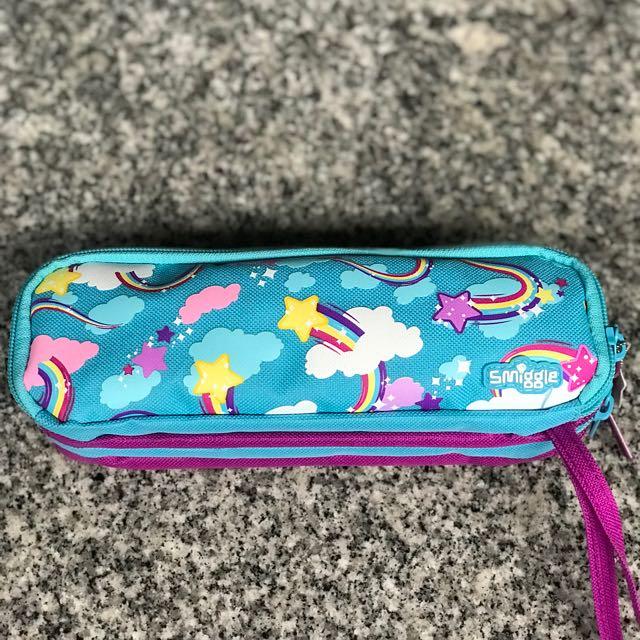 Smiggle Zippy World Pencil Case