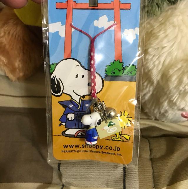 Snoopy史努比吊飾