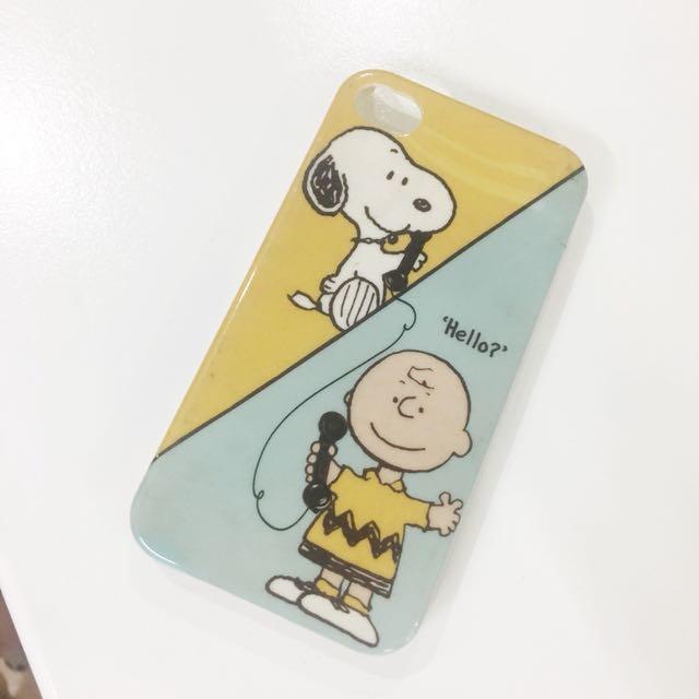 Snoopy case iphone 4