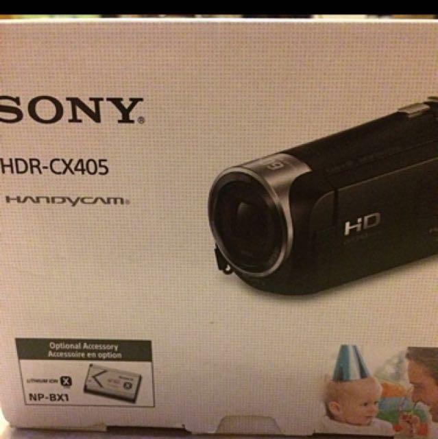 SONY HDR 攝影相機 近全新 可換物