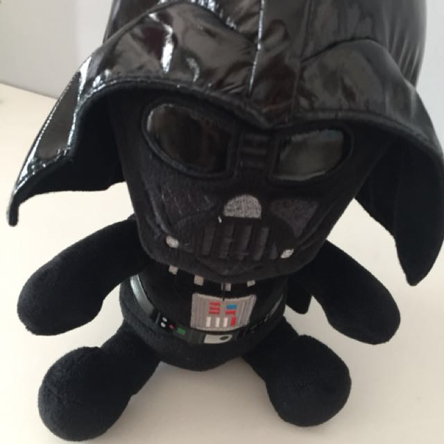 Star Wars Darth Vader Plush Babies Kids Toys Walkers On Carousell