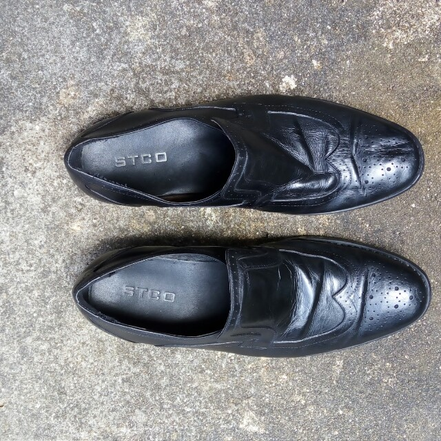 STCO Loafer Wingtip
