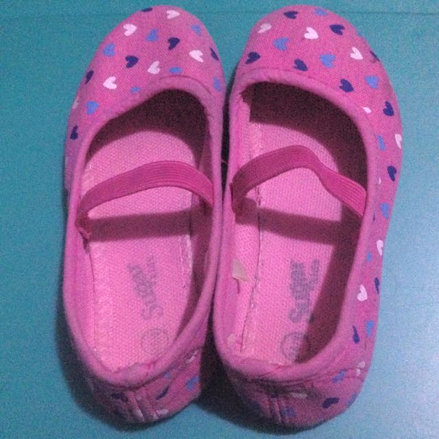 Sugar Kids Doll Shoes for 2-3T