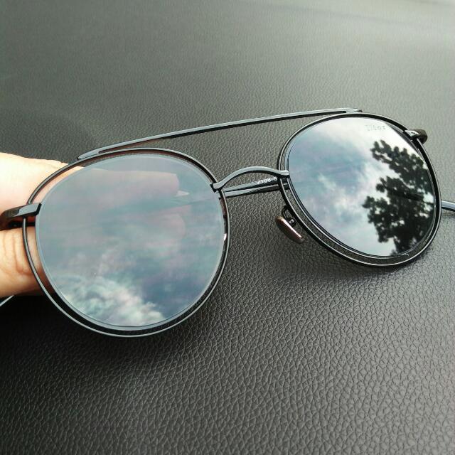 Sunglasses / Shades Premium Quality Dior Design Round In Black 💓