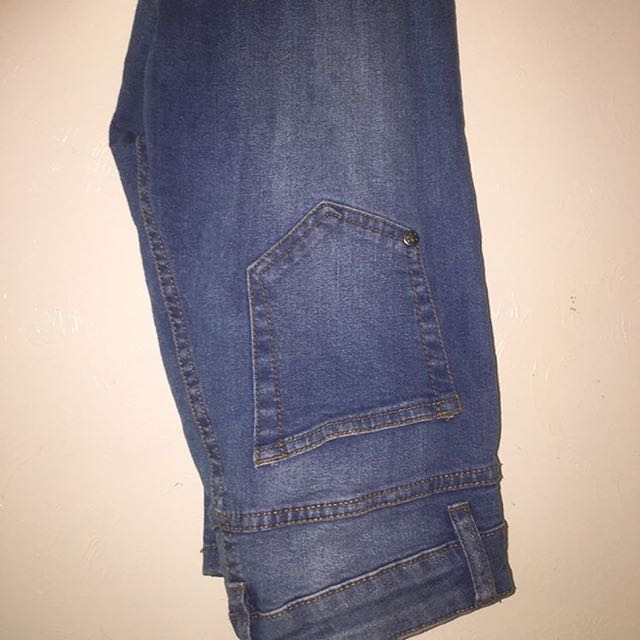 Super High Waisted Factorie Jeans.