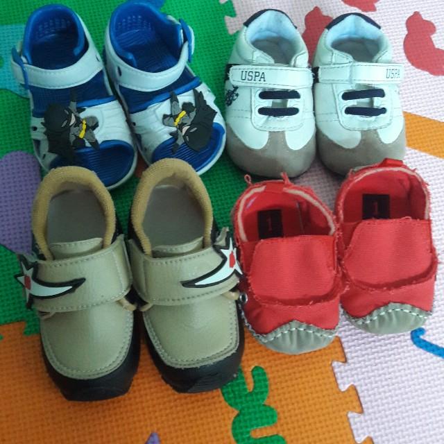 Take all sepatu
