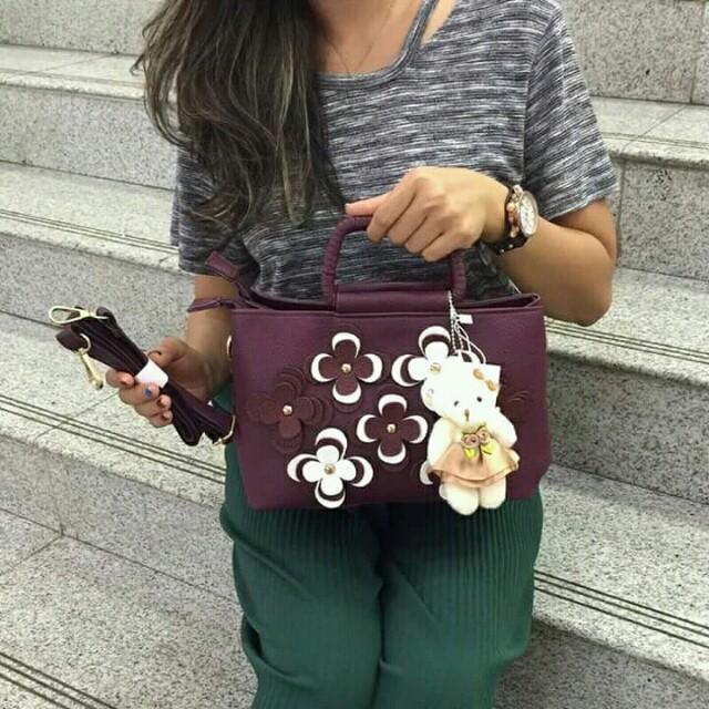 Tas Keren (Siapa cepat dia dapat)