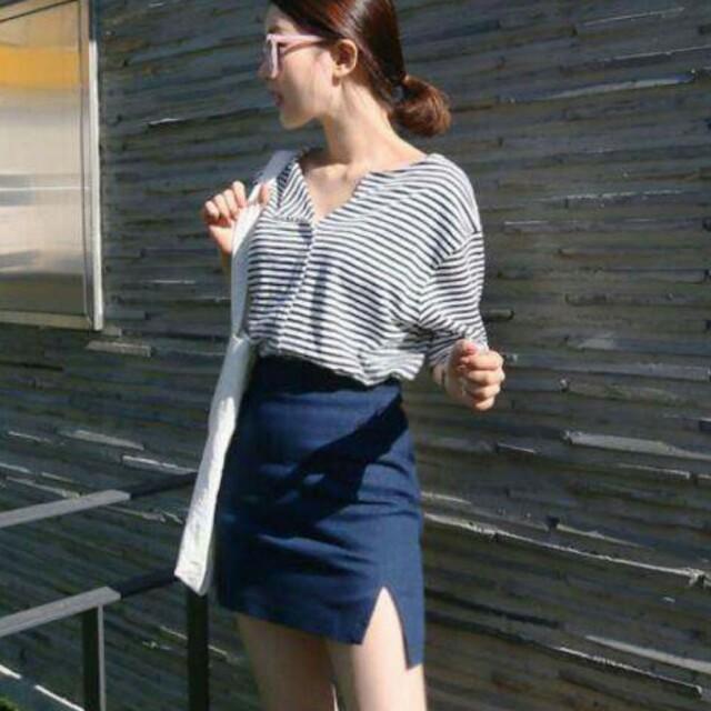 Terno (Top+ Skirt)
