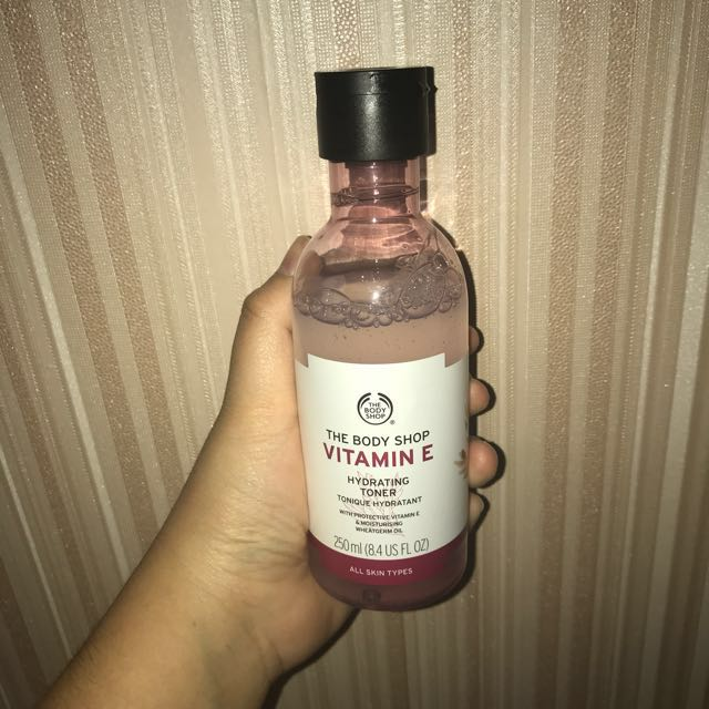 The Body Shop - Vitamin E Hydrating Toner