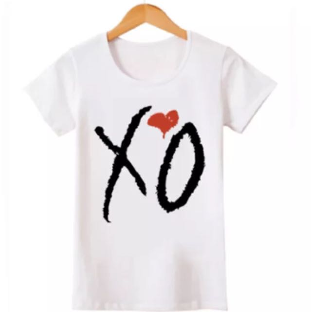 The Weeknd Top - XS