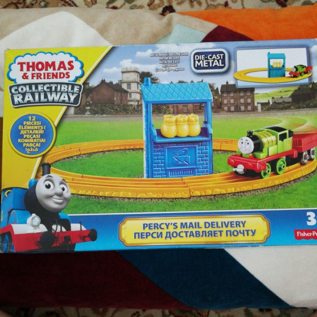 Thomas And Friends percy's mail delivery