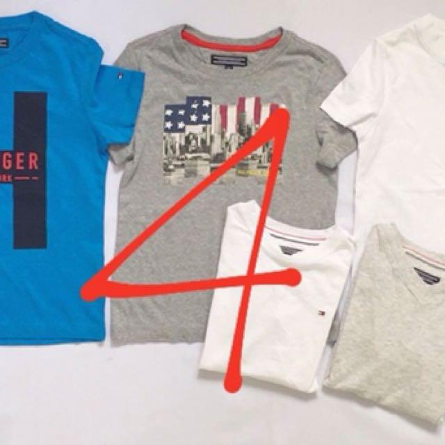 TommyHilfiger boys shirts