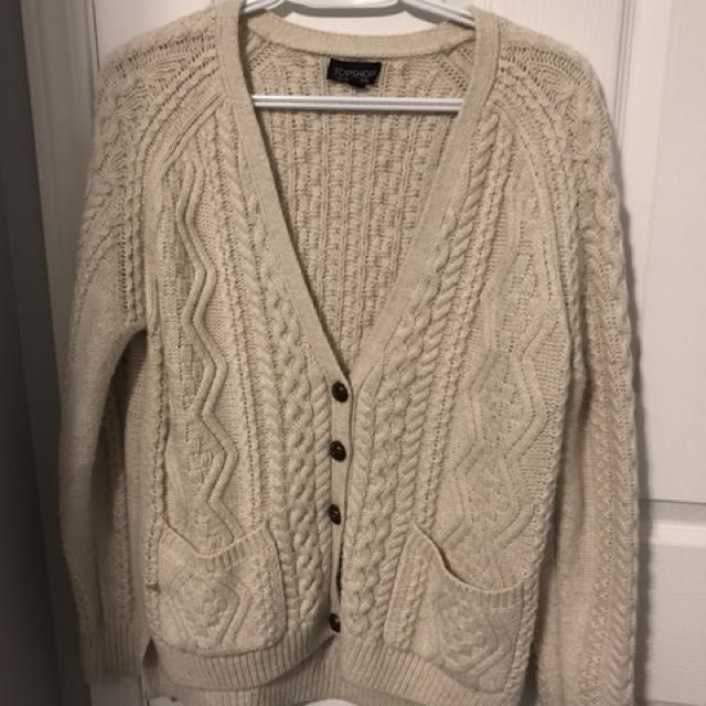 Topshop winter sweater