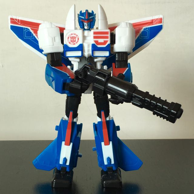 STORMSHOT TRANSFORMERS ROBOTS in DISGUISE COMBINER FORCE