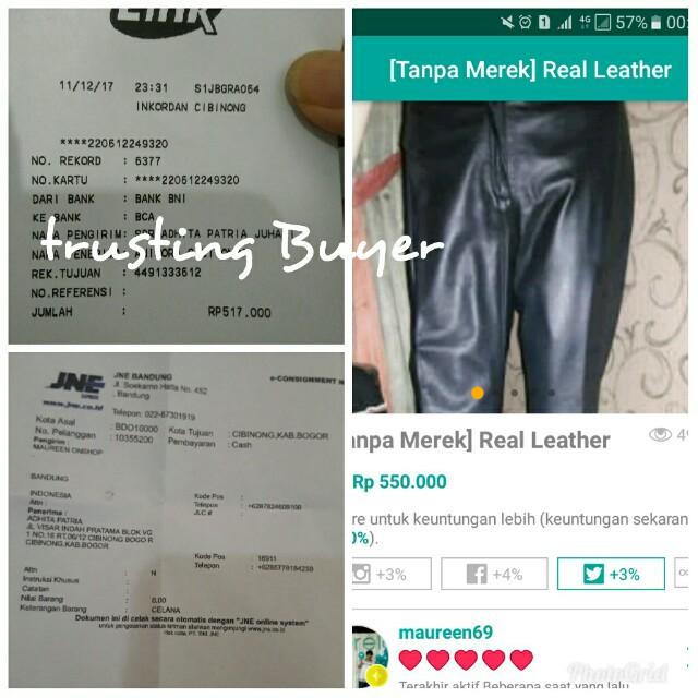 Trusting buyer