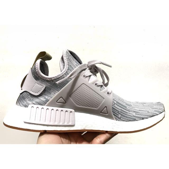 15ef76828611 💝UNUSED Adidas NMD XR1 Primeknit Sneaker with Gum Sole (BB2367 ...